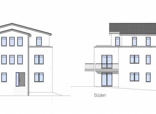 Erstbezug mit Einbauküche und Dachterrasse: stilvolle 5-Zimmer-Penthouse-Wohnung in Rellingen