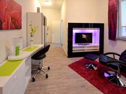 ApartDeluxe - Wohnbereich