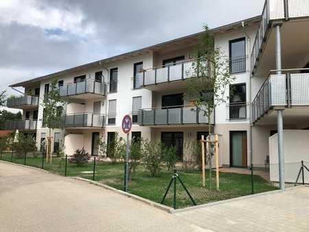 Helle und moderne 4 Zimmer Wohnung mit EBK und großem Südbalkon in Seeshaupt