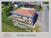 Exklusive Neubau-Stadtvilla in ökologischer Bauweise