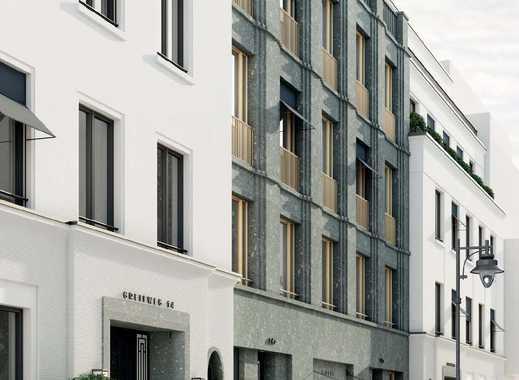 Df.-Oberkassel: Repräsentatives Penthouse mit großer Südterrasse