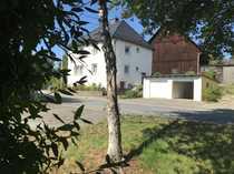 gemütliches Wohnhaus mit Scheune und