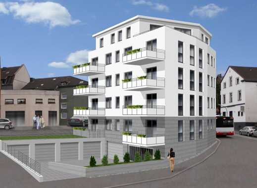 Familienwohnen = Neubau-Eigentumswohnung im EG mit großem Balkon und Aufzug
