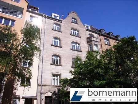 Beste Nordstadtlage! Großzügige 5,5-Zimmer-Jugendstiletage mit Balkon! in Pirckheimerstraße (Nürnberg)