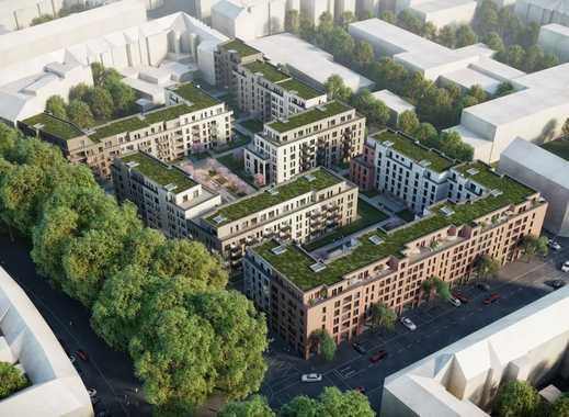 Erstbezug Neubau | Exklusive 3-Zimmer-Wohnung mit 2x Innenhof-Loggia in Düsseldorf Karolinger Höfe