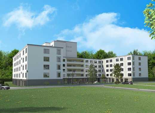 Neubau Servatiusstift - Betreutes Wohnen