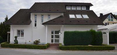 Großräumige EG-Whg. mit offener Küche, Terrasse