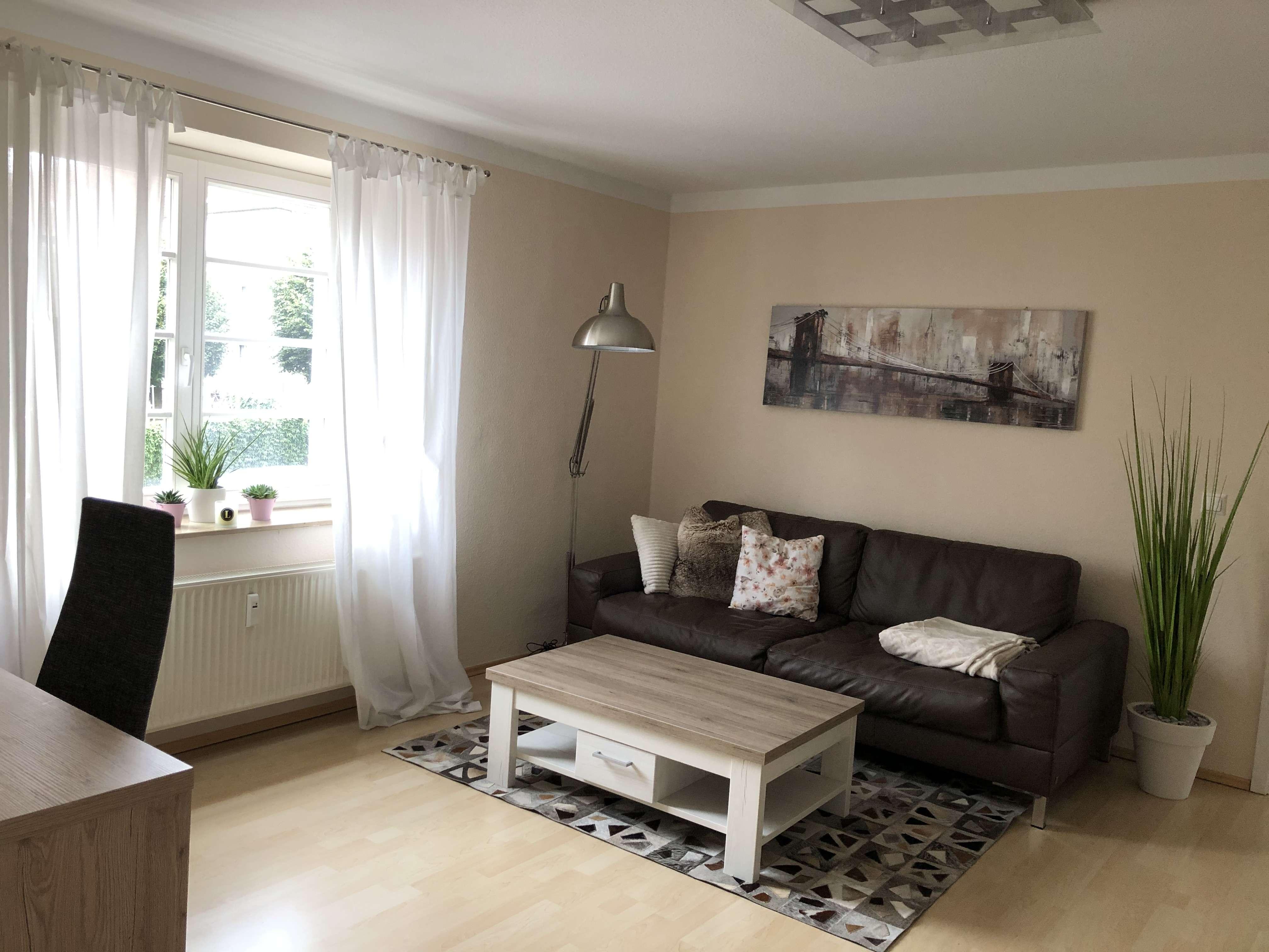 Stilvolle, helle 2-Zimmer-Wohnung in bester Lage im Frauenland in