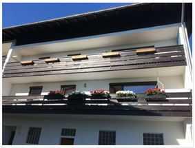 Exklusive, modernisierte 3-Zimmer-Wohnung mit Balkon und EBK in Aschau im Chiemgau in Aschau im Chiemgau