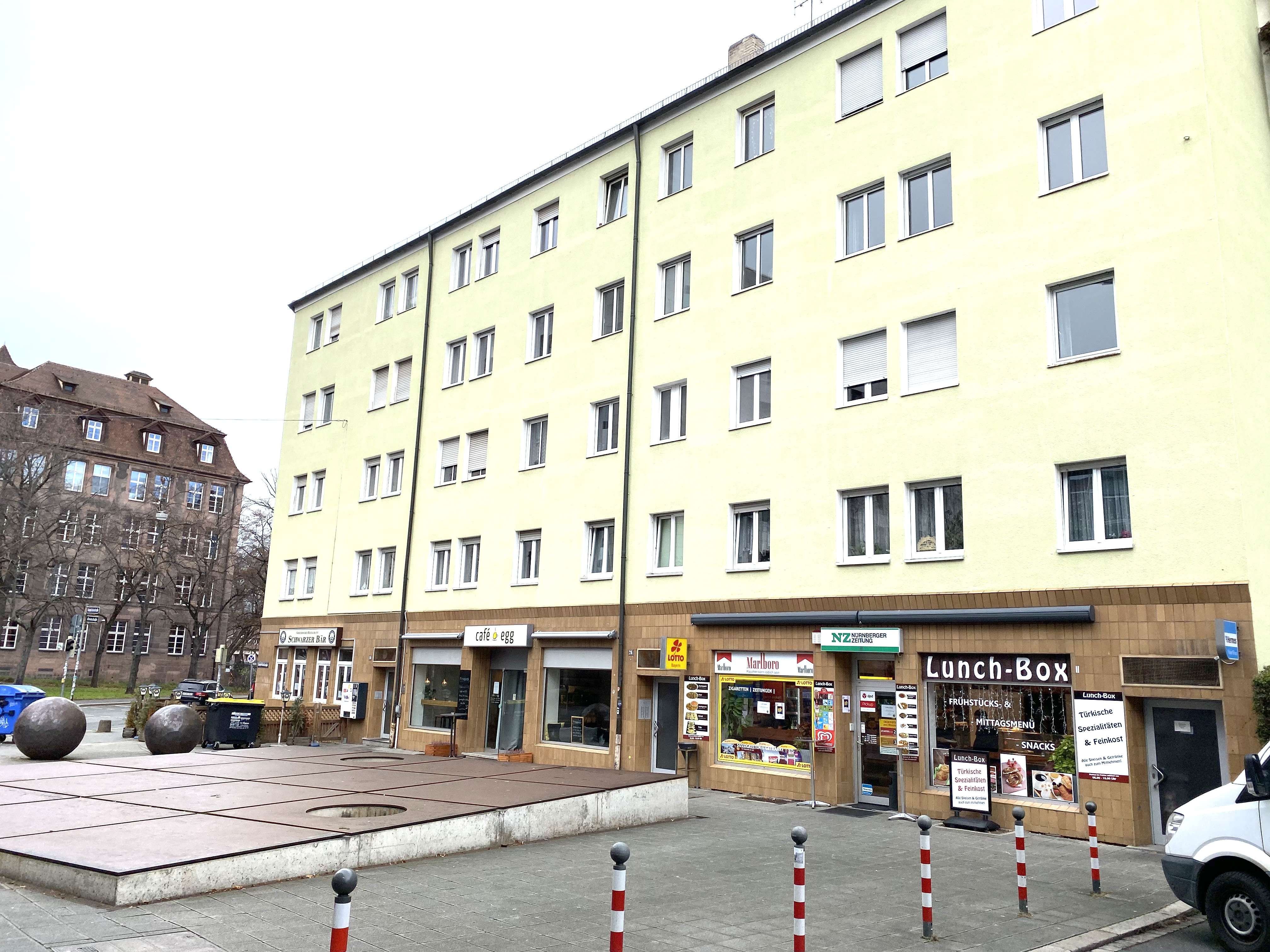 Kurzzeitvermietung möglich!!!☀️☀️☀️Sonnige, helle Wohnung  im 1. OG!☀️☀️☀️ Top- Lage!!! in Himpfelshof (Nürnberg)