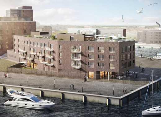 Herausragende Hafenstimmung! Durchdachtes 2-Zimmer-Appartment mit 25 m² Südbalkon!