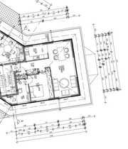 Penthouse Stil große Dachterasse offener