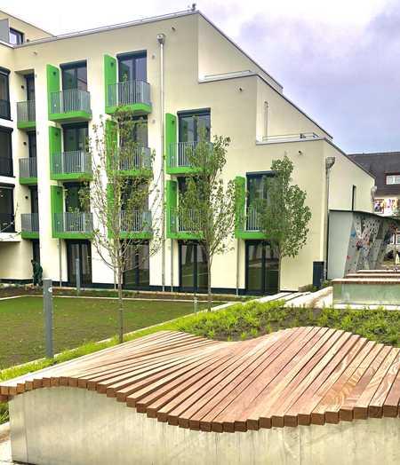 Erstbezug - Top Apartment mit Dachterrasse für Studenten und Azubis! - ohne Provision ab sofort in Freimann (München)