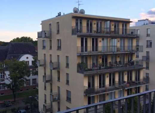 Von privat - 1,5 Zimmer Apartment direkt am Main in sehr zentraler Lage