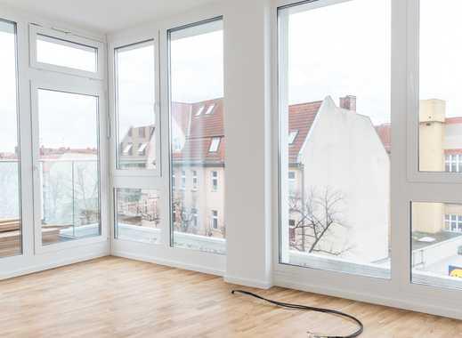 HOMESK - Erstbezug! Helle 3,5-Zimmer Neubauwohnung mit Balkon