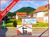 Bauplatz Baulücke mit Gartenoase Trobisch-Immobilien
