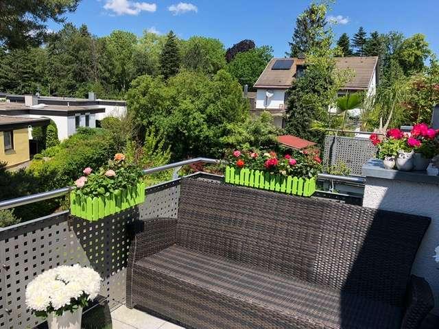 Ihr Wohntraum mit großer Dachterrasse in Fürth-Dambach in