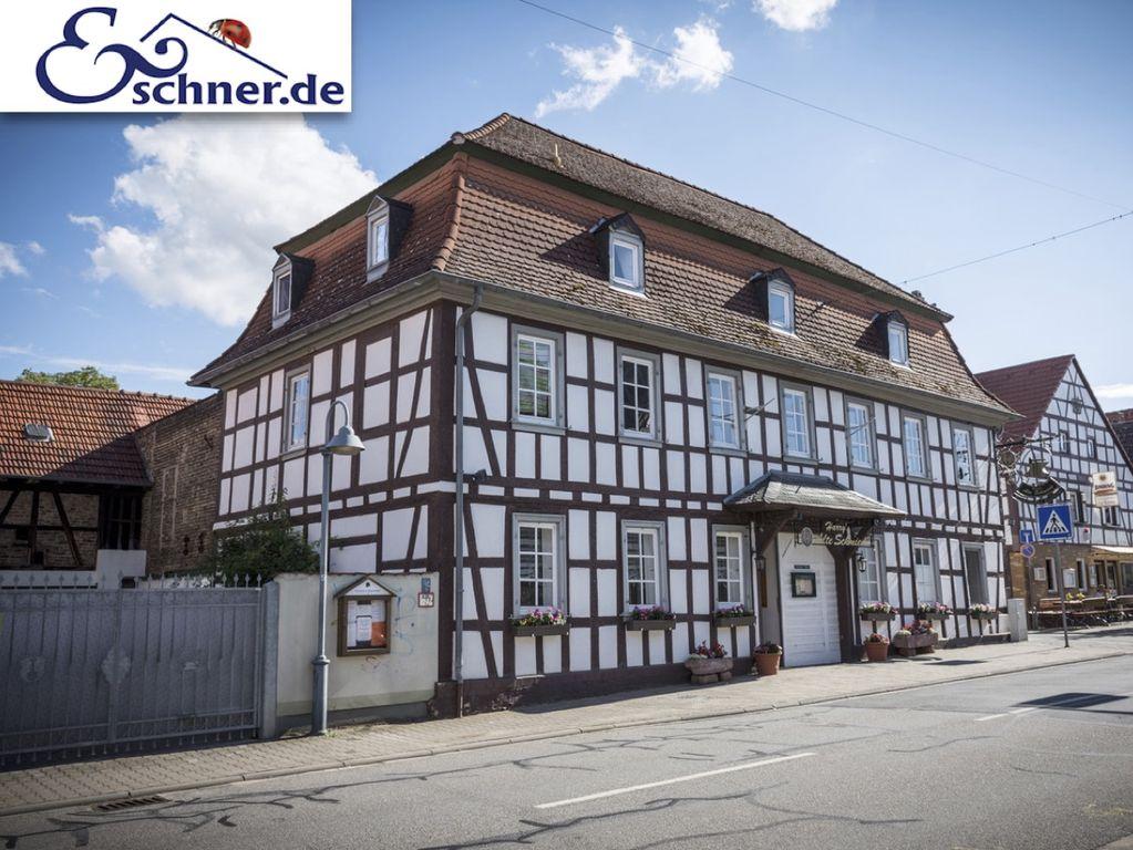 Ihr Projekt in Bauschheim: Außen historischer Charme, im Inneren ...