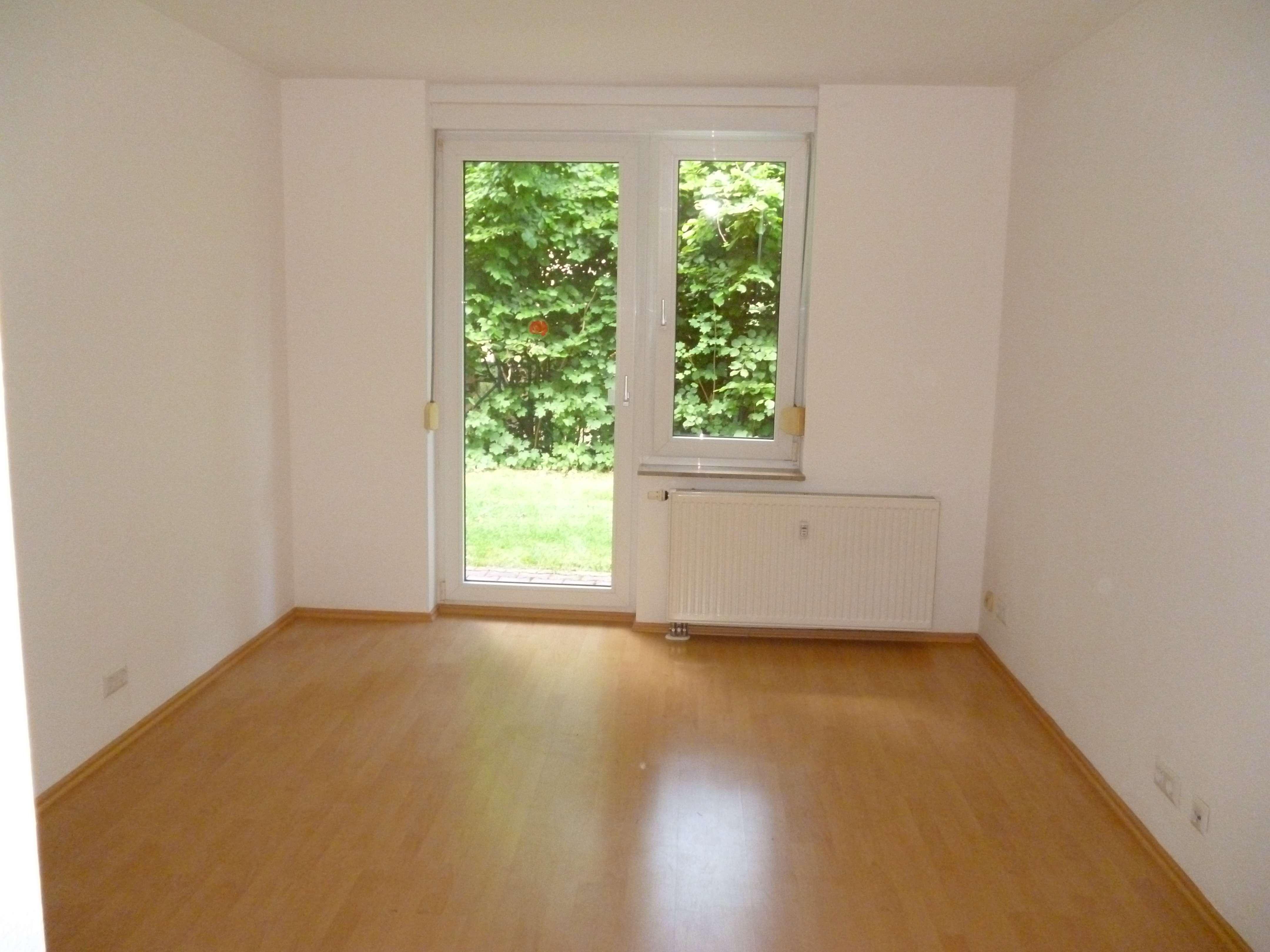 **1-Zimmer-Wohnung mit Terrasse!!** in Hammerstatt/St. Georgen/Burg (Bayreuth)