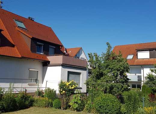 Doppelhaushälfte 5Zi. + DG, großer Garten (inkl. Tiefgarage)