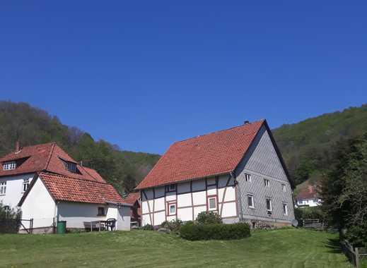 Kleines Fachwerkhaus in schöner Lage v. PRIVAT in liebevolle Hände zu verkaufen