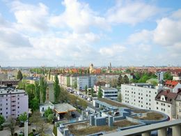 Blick über München