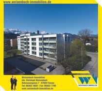 Gepflegtes Appartement mit Westbalkon und