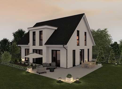 Lilienthal - Neubau eines Einfamilienhauses mit traumhaftem Blick ins Grüne