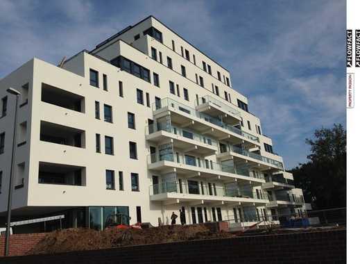 helle 3-Zimmer-Terrassenwhg mit 2 Bädern und Einbauküche im PANDION BELVEDERE mit Concierge