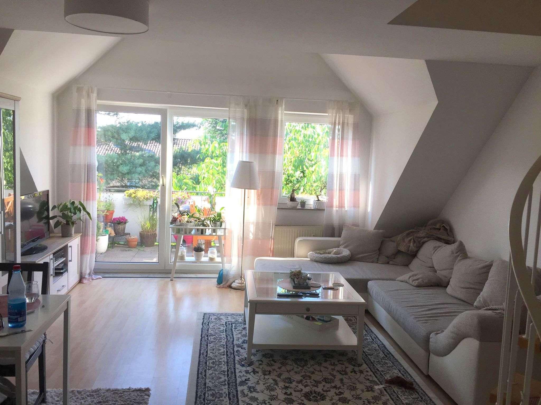 Dachträumereien auf 2 Ebenen 80 m²( 3. Zi. Whg.) in