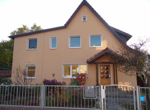 Schön wohnen im Einfamilienhaus mit Terrasse und Garten am südlichen Stadtrand von Berlin