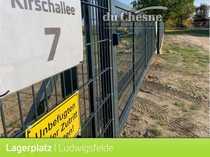 Lagerplatz Lagerflächen Containerlager ca 2200
