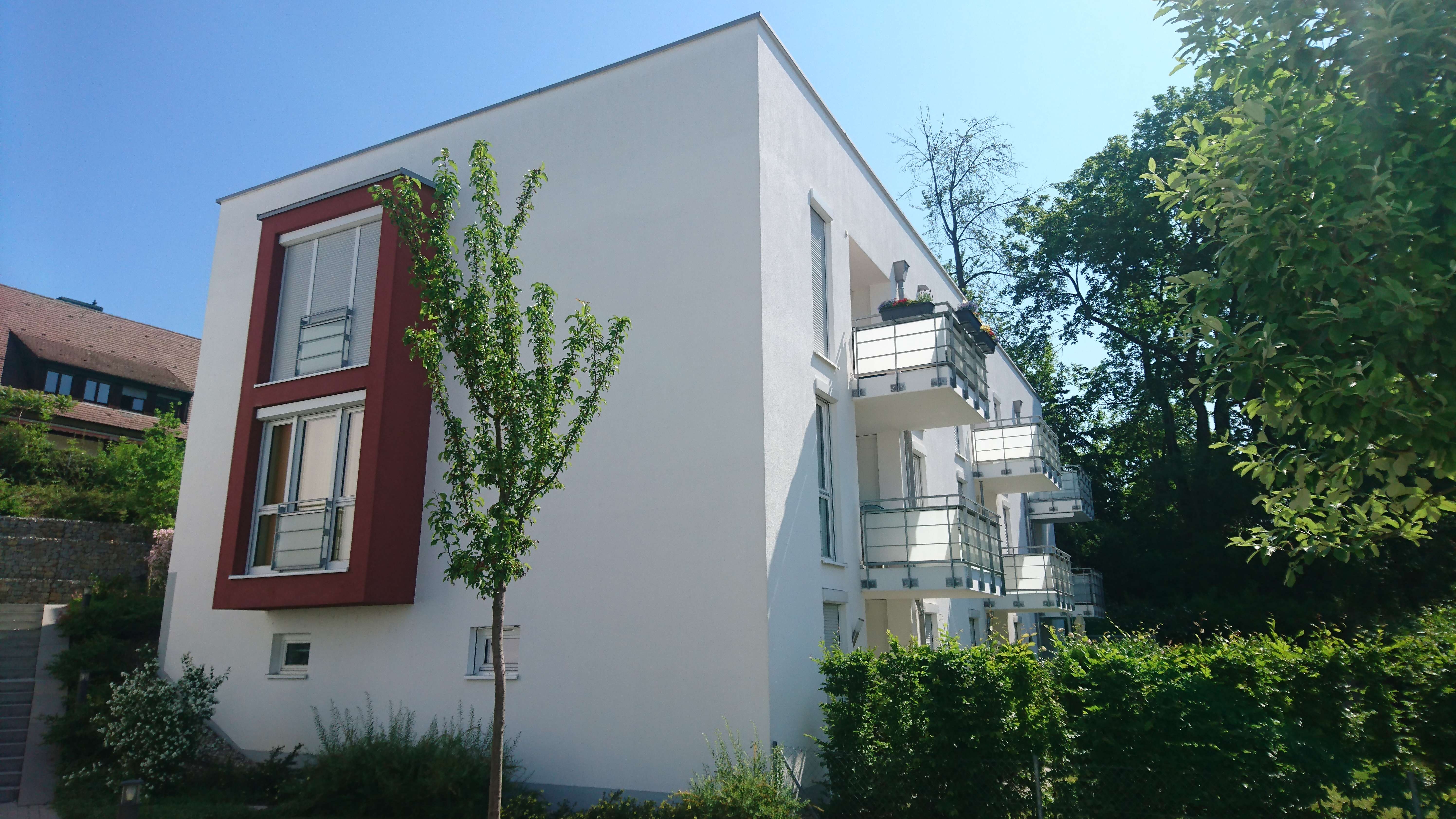 FS-Lankesberg: neuwertige 4-Zimmer-Wohnung, Einbauküche, 2 TG-Stellplätze, 1.9.2019