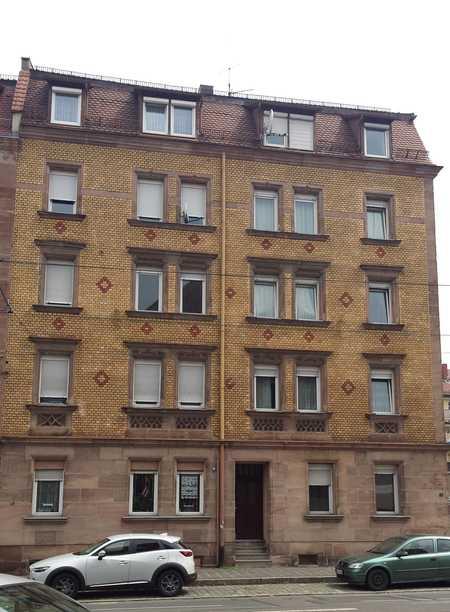 WoW - Helle 2 Zimmer Wohnung ab 01.11.2020 zu vermieten! in Gugelstraße (Nürnberg)