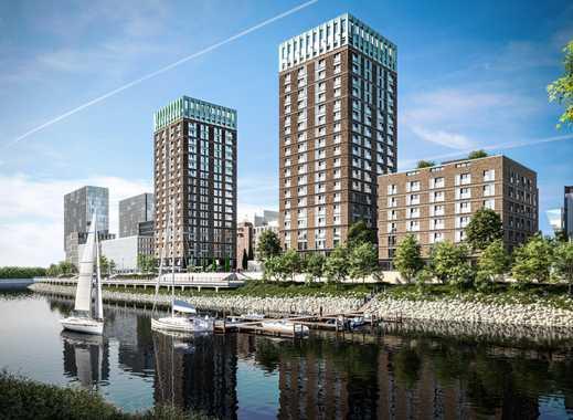 Über den Dächern von Düsseldorf mit unverbaubarem Blick - Wohnen auf 230 Quadratmeter