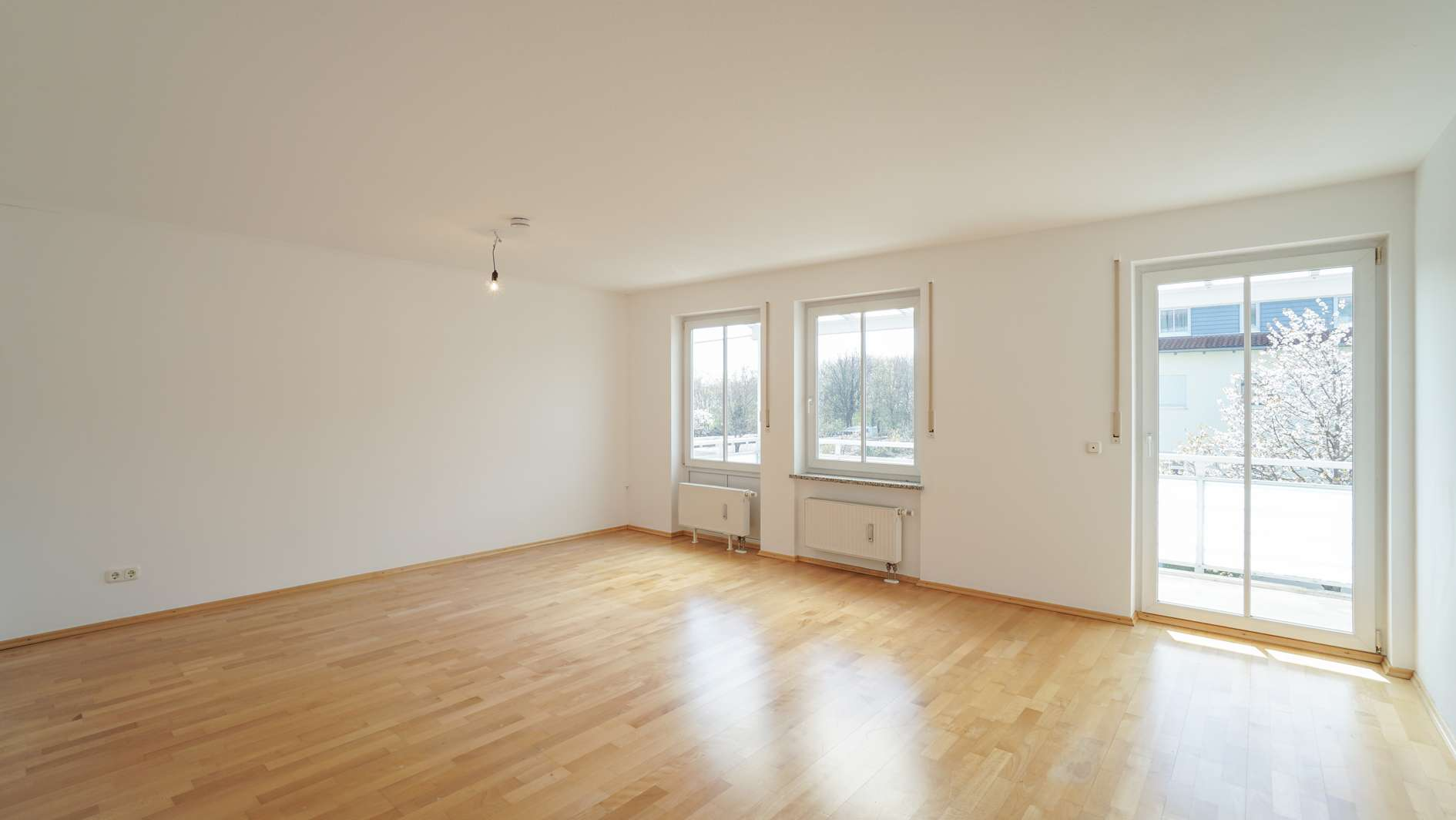 Schöne 3-Zimmerwohnung mit sonnigem Balkon