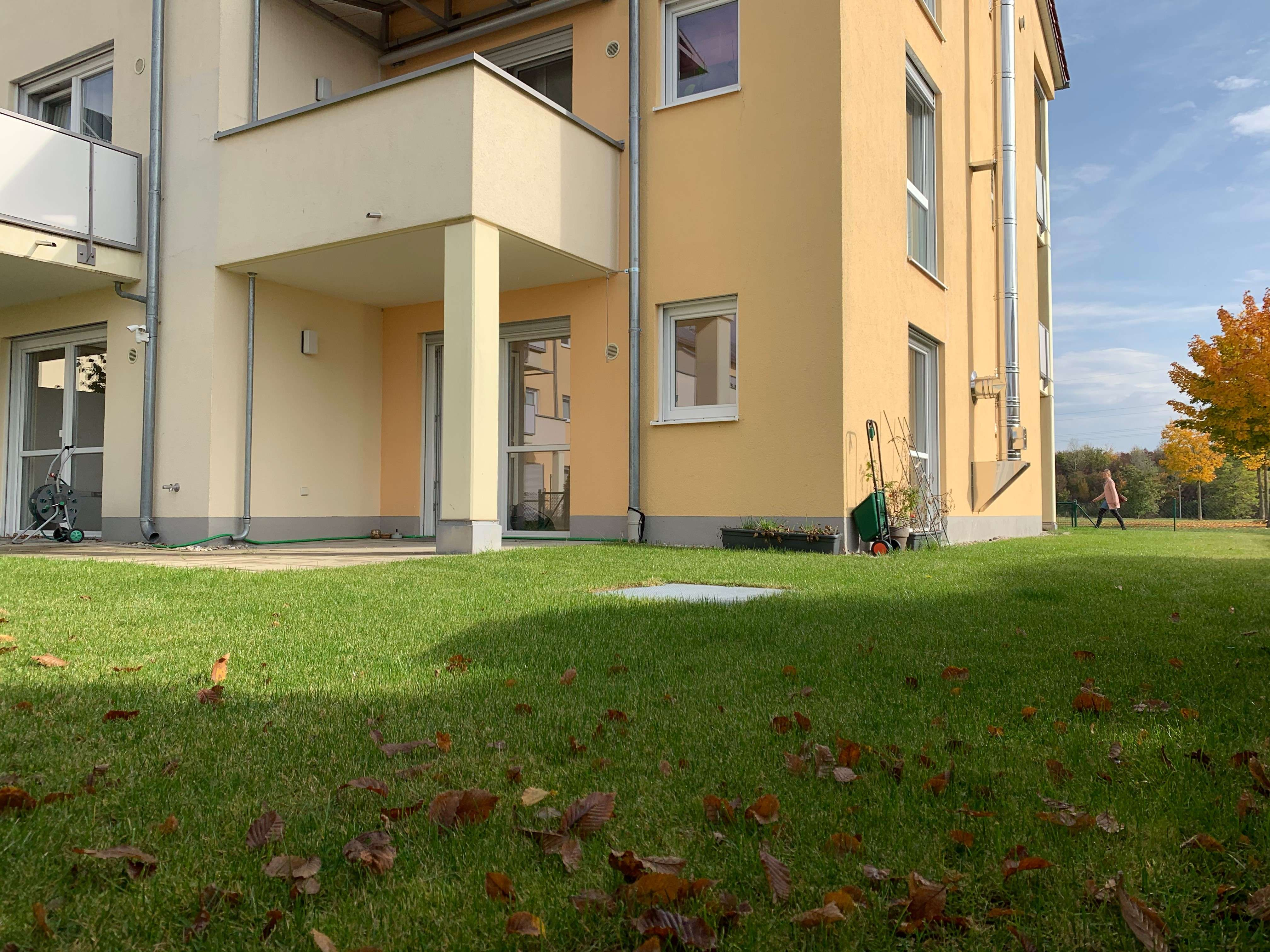 Stilvolle, geräumige 3-Zimmer-EG-Wohnung mit Garten in Bestlage Göggingen in Göggingen