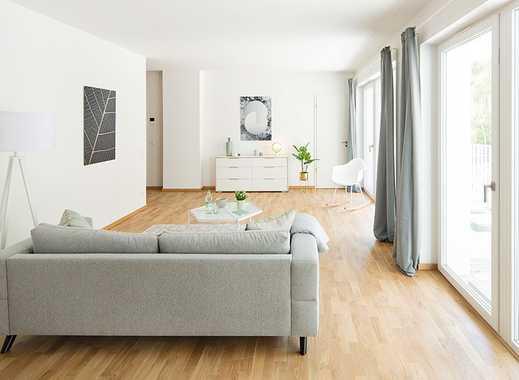 Hell & Modern: 2- Zimmer- Neubauwohnung unweit der Leipziger Innenstadt!
