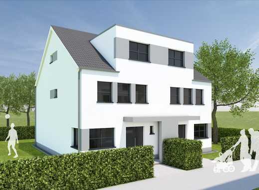 In Rheinnähe wohnen - Einfamilienhäuser in Köln-Merkenich