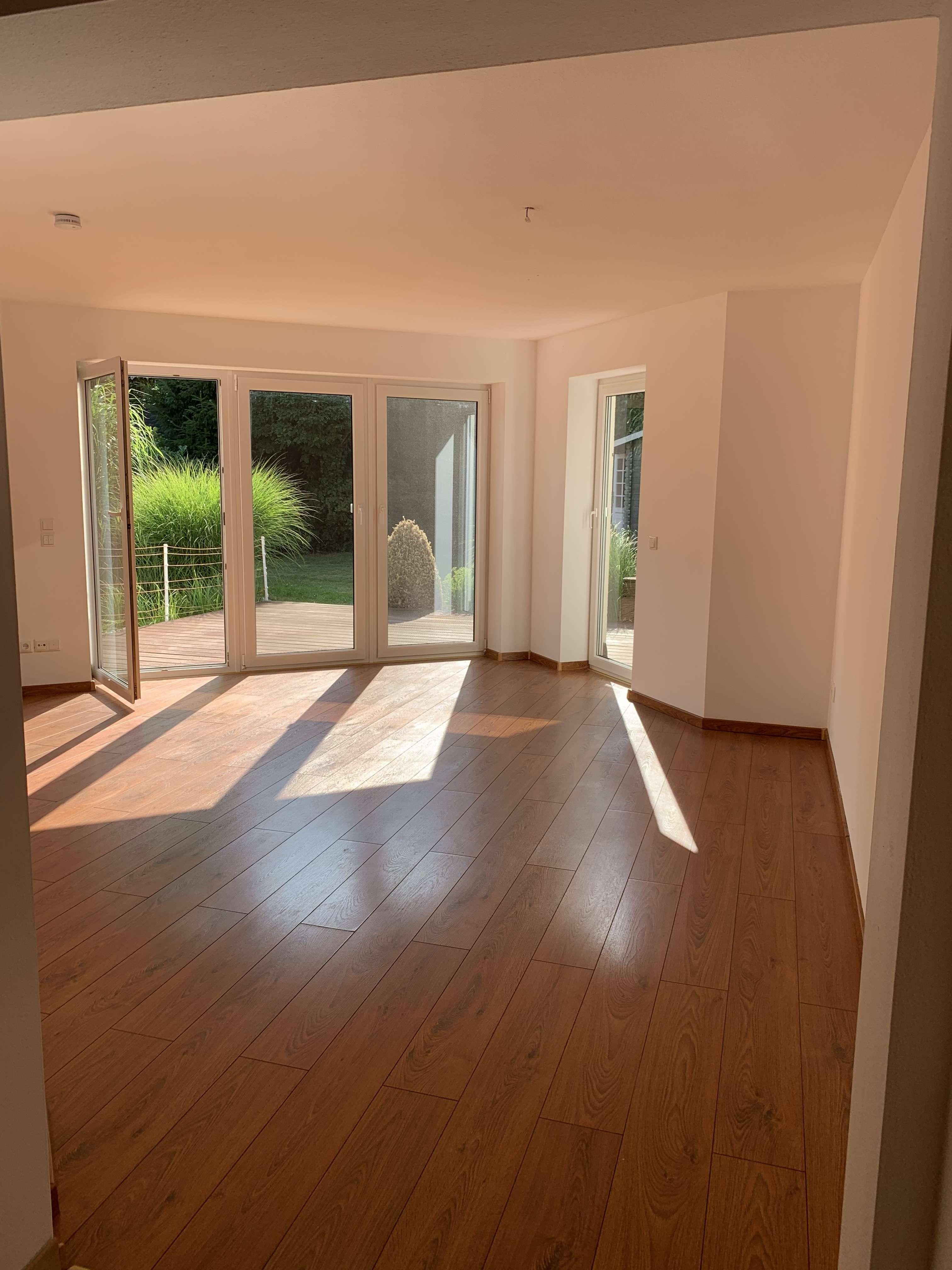 3-Zimmer Wohnung mit wunderschönem Garten in Peter u. Paul (Landshut)
