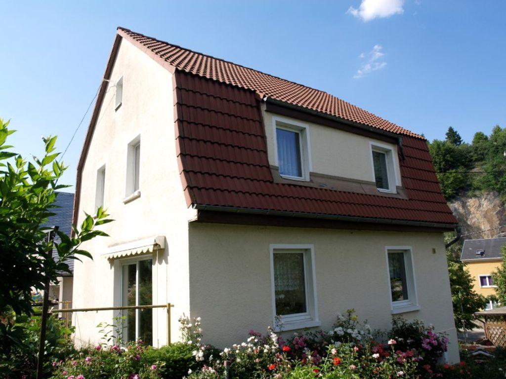 Einfmailienhaus in Lunzenau