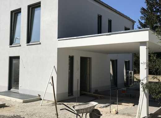 Exclusive Neubau DHH mit 230 m² großem Garten in Bogenhausen -
