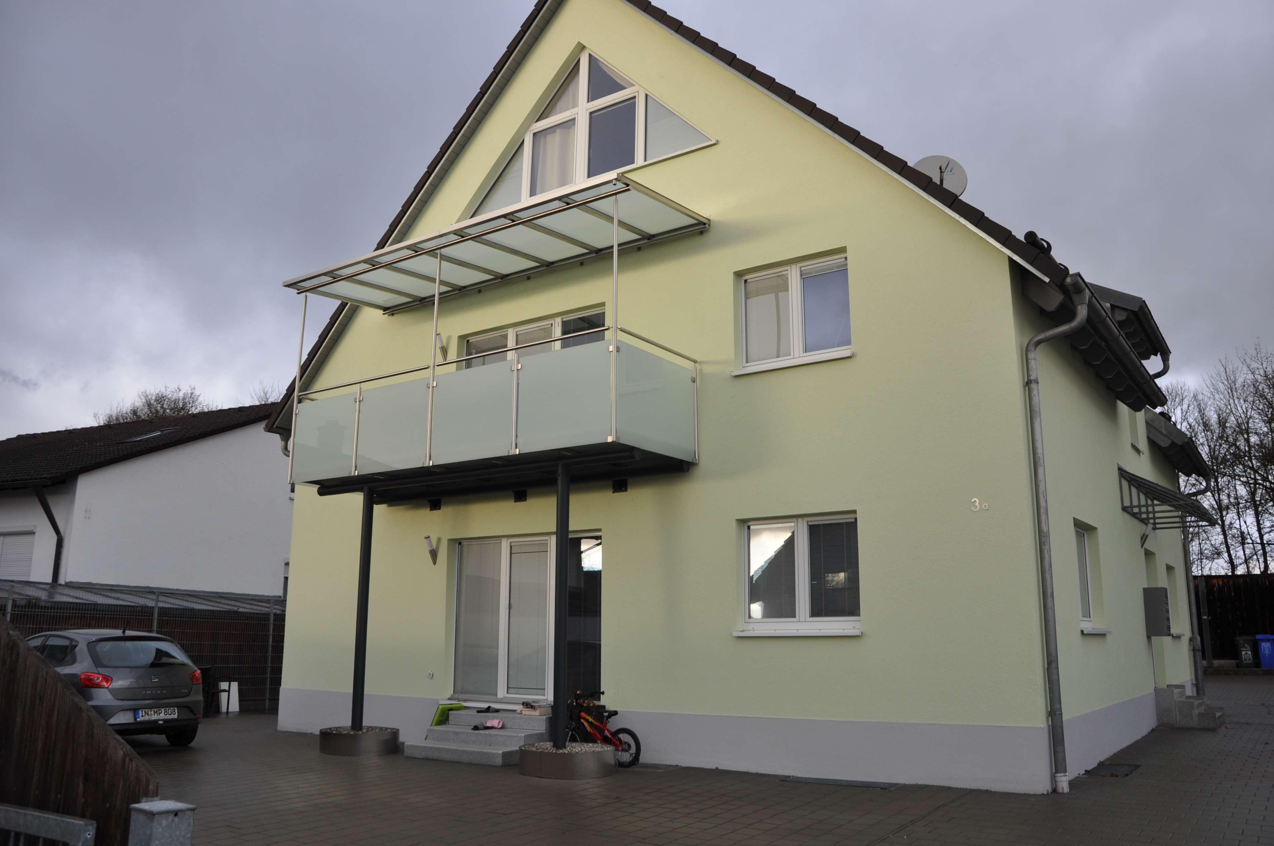 Vollständig renovierte 4-Zimmer-Wohnung mit Balkon in Ingolstadt Mailing in Mailing (Ingolstadt)