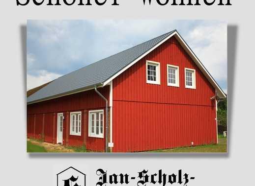 Doppelhaushälfte im Landhausstil östlich von Boizenburg