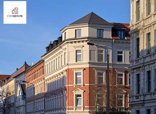 Provisionsfrei & frisch renoviert: Helle 3-Zimmer-Wohnung mit Balkon & Abstellraum