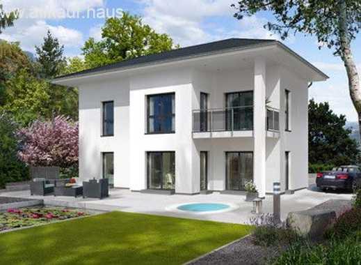 Premium Bauplatz -Adventskalender 2019-City Villa 3 majestätisch