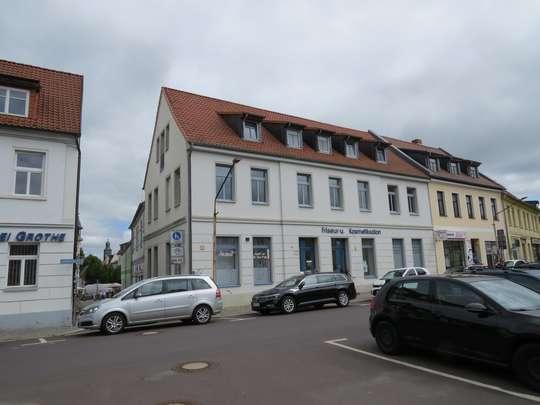 Interessantes Wohn- und Geschäftshaus in Burg bei Magdeburg