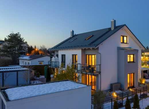 Gauting-Stockdorf - Moderne Doppelhaushälfte in herrlicher Sonnenlage