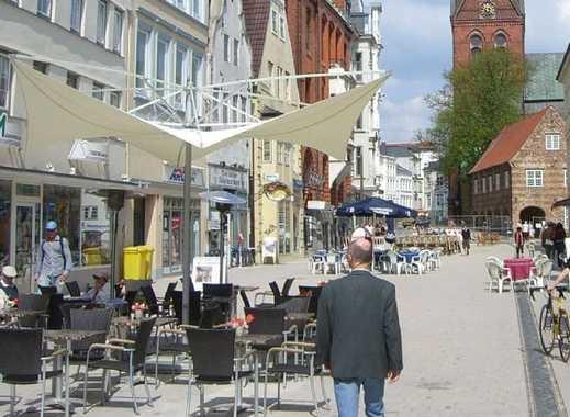 Ladenfläche in der Fußgängerzone im Sachsentor