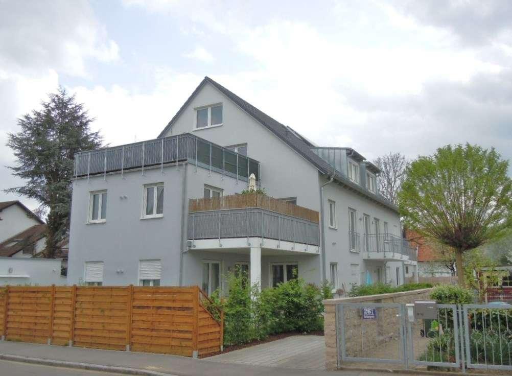 Hell, ruhig, verkehrsgünstig – zwei 2 Zi-Whg, Garten+Terrasse o. Balkon, TG, kurzfr.frei in Südost (Ingolstadt)